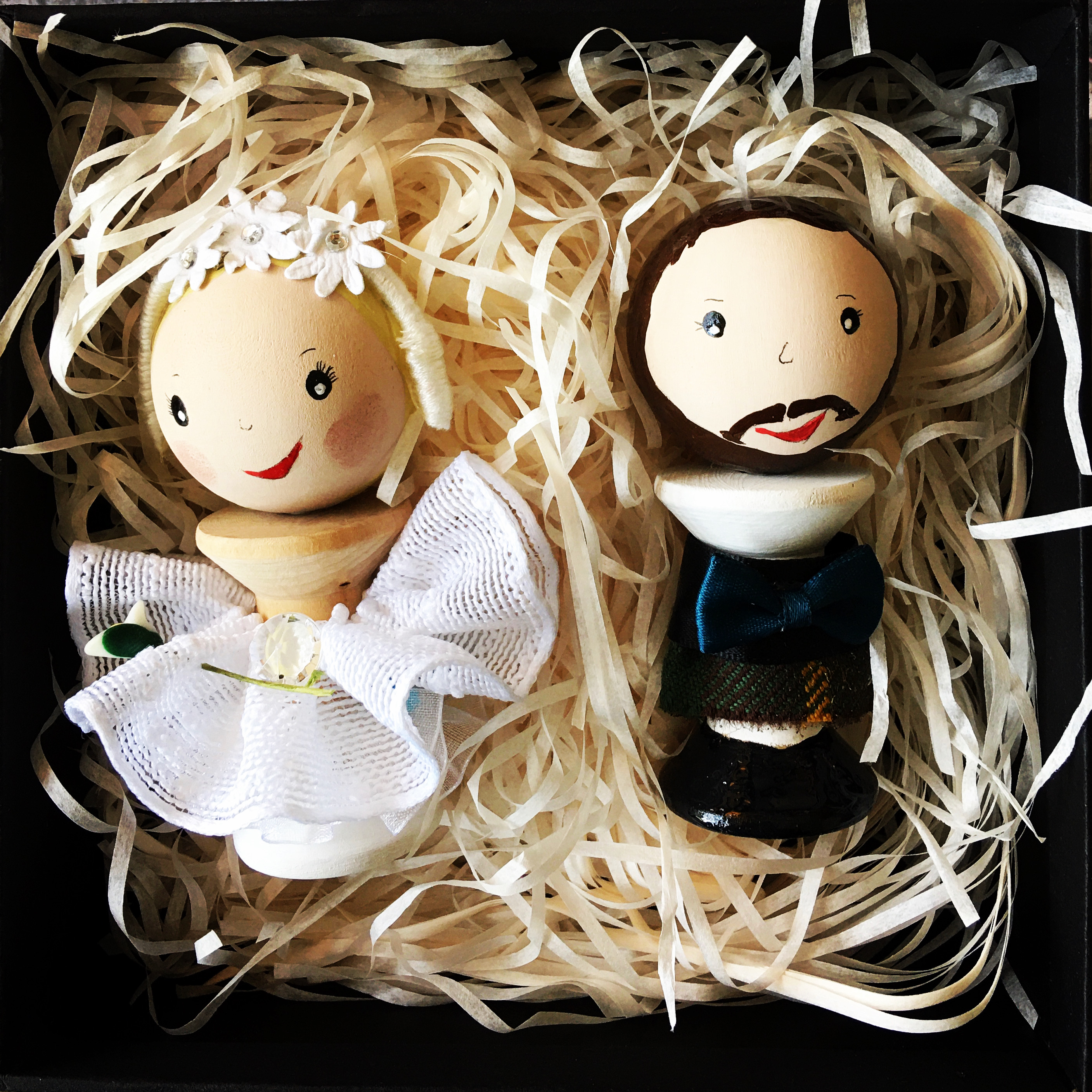 Wedding Box Dollies