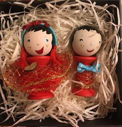 Wedding Box Dollies