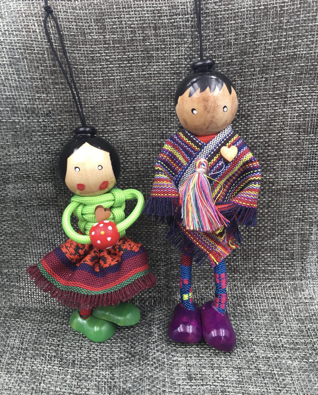 Peruvian keepsakes