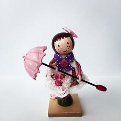 The Original Peg Doll