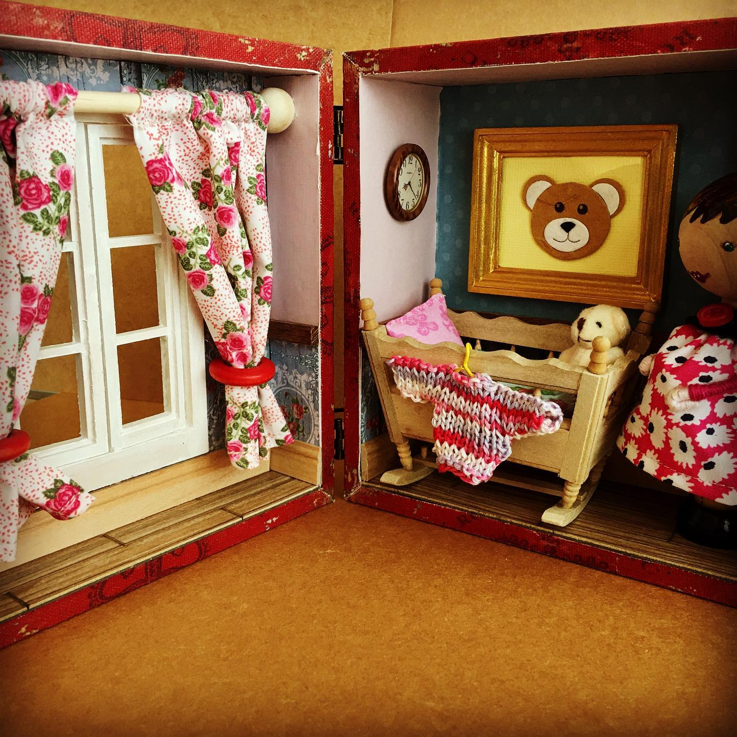 Dolls House Boxes