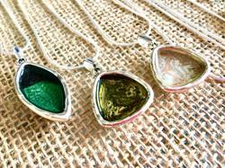 Petit size pendants