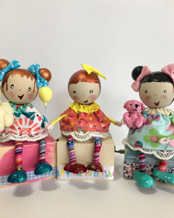 Music Box Dollies