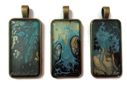 Rectangular pendants