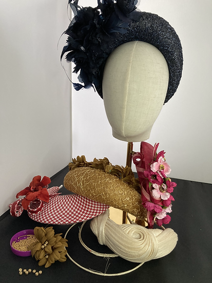 3 Day Workshop: Crown Headdress Course