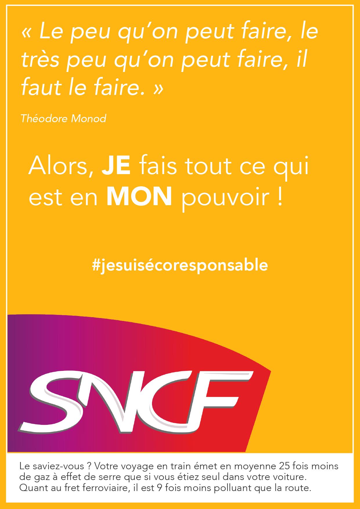 Affiche Campagne SNFC