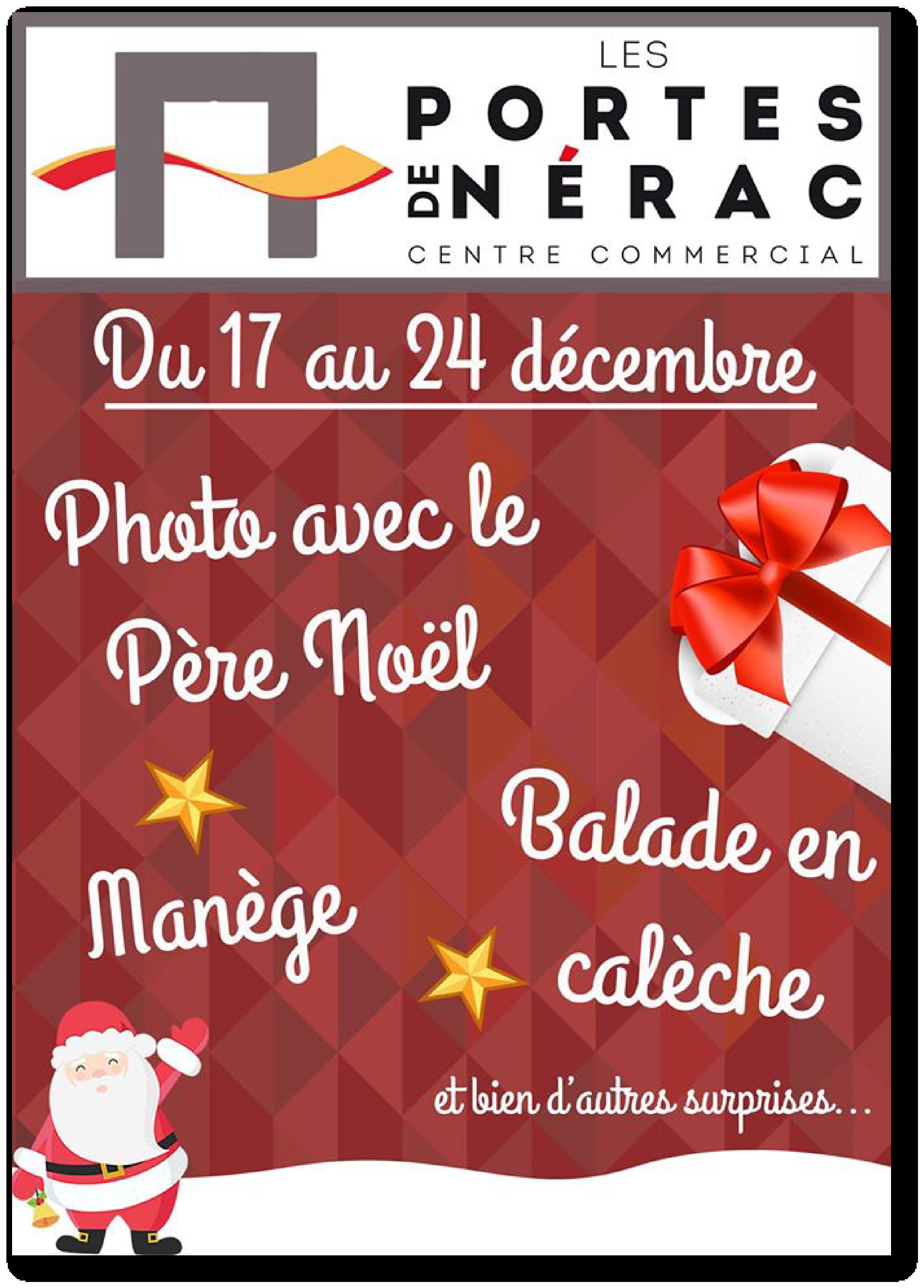 Affiche Noël 2017