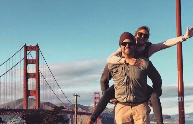 AROUND THE WORLD: A Honeymoon to Europe and North America