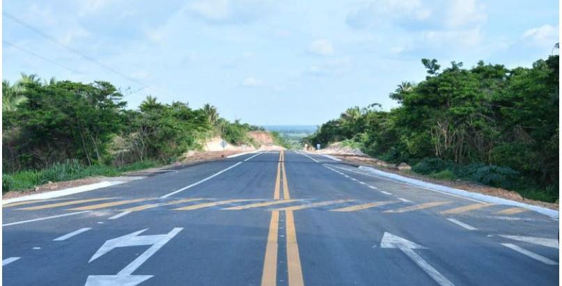 Governo conclui obras de pavimentação, duplicação e restauração de rodovias mesmo em pandemia