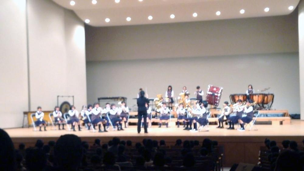知小2018-ブラバン管楽器演奏会