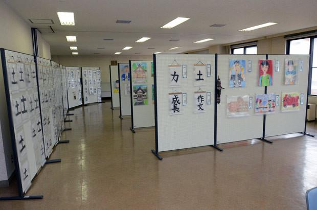知小2018-MOA知内・木古内児童作品展