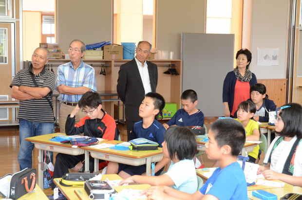 知小2018-第2回学校運営協議会