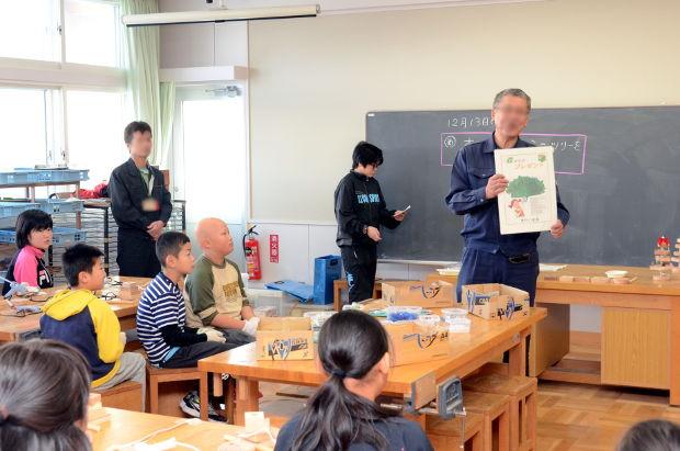 知小2018-4年生森林教室