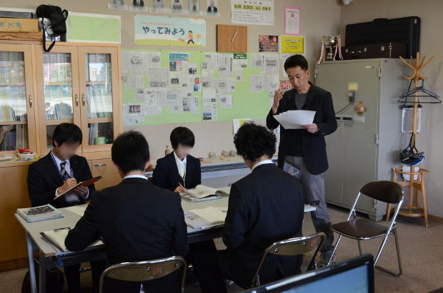 知小2018-初任2年目研を受け入れました