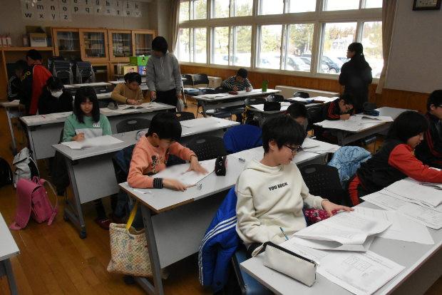 知小2019-r年生の学習会の様子