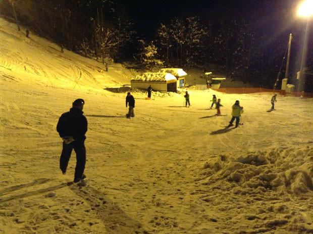 知小2019-スキー場オープン