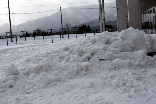 知小2019-地域企業の支援によるスキー練習用スロープ