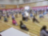 知内小学校 新年度がスタートしました。