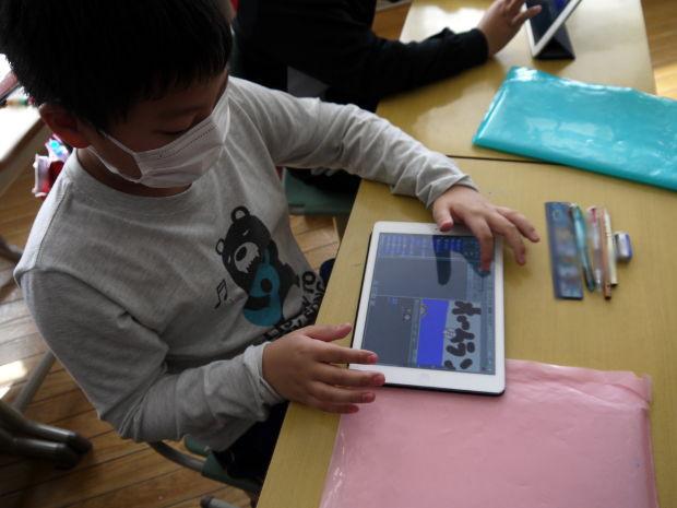 知小2019-プログラミング学習5年生2回目