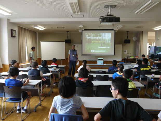 知小2018-森林教室6年生