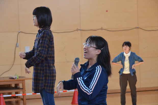 知小2018-全校合唱初練習