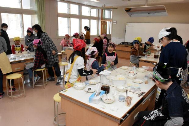 知小2019-ブラバン6年生を送る会