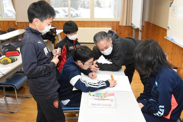 知小2019-15分のモジュールで行う委員会活動