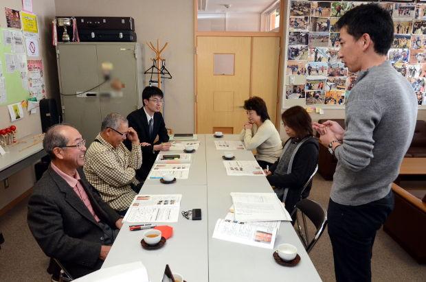 知小2018-学校運営協議会の会議における学校からの説明