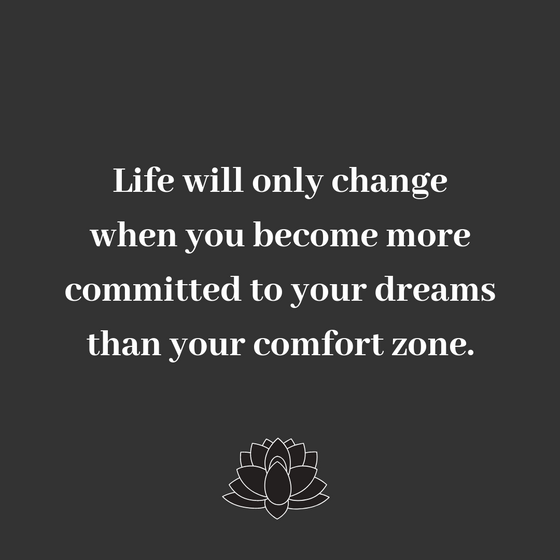 Life Lesson: Growth Beyond the Comfort Zone