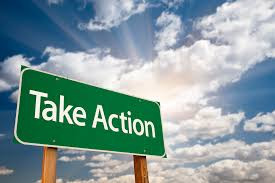 Life Lesson: Take Action