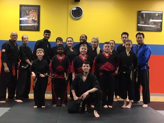 Black Belt Extravaganza