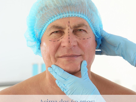 Quais as principais cirurgias faciais nos homens?