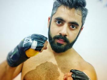 kshitiz narula Ultimate MMA Fight Club