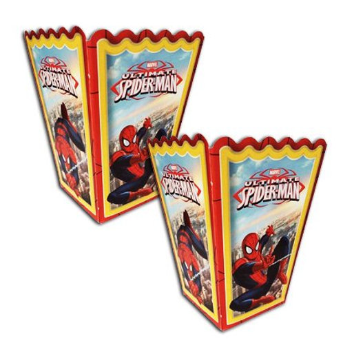 Spiderman Mısır Kutusu