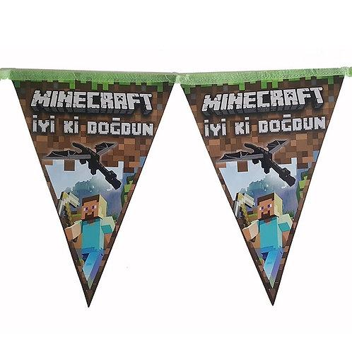 Minecraft Üçgen Flama