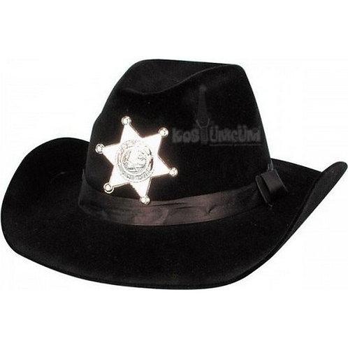 Happyland Kovboy, Şerif Şapkası Siyah