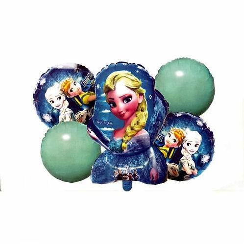 Frozen Folyo Balon Set