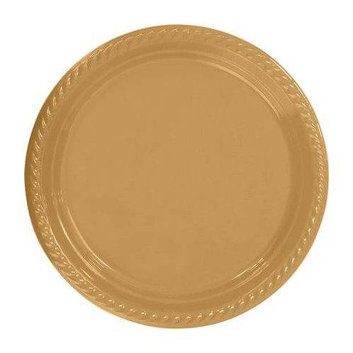 Plastik Gold Tabak 25'li