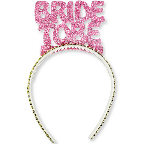 TAÇ EVADAN BRIDE TO BE PEMBE PK:1