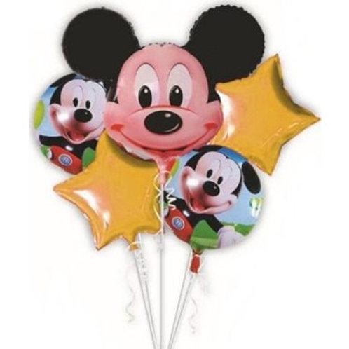 Mickey Mouse Set Folyo Balon