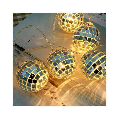 Işıklı Disko Topu 3 Metre