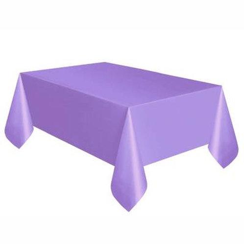 Lila Masa Örtüsü