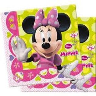 Minnie Mouse Peçete