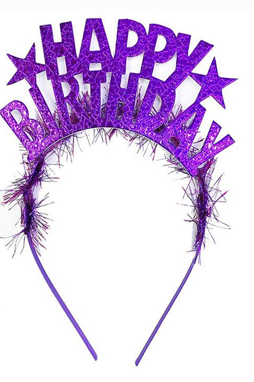 Happy Birthday Mor Eva Taç