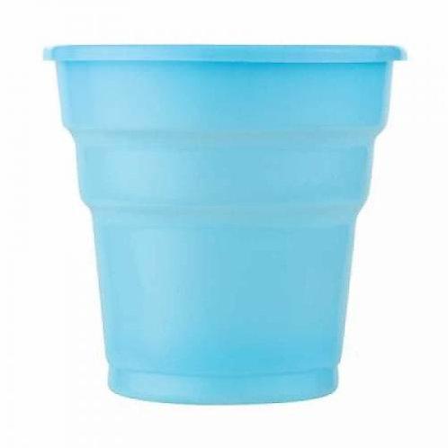 Plastik Mavi Bardak 25'li