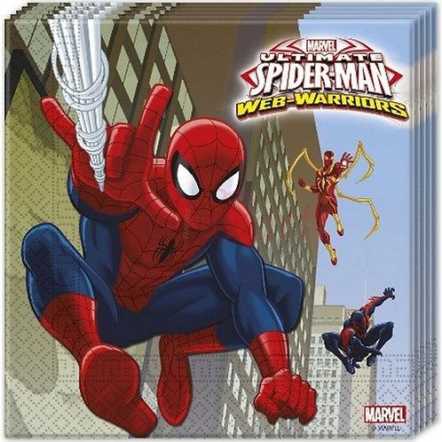 Spiderman Peçete