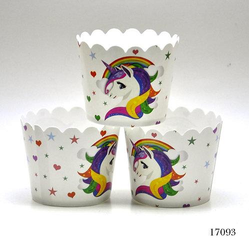 Unicorn Kek Kapsülü 25'Li