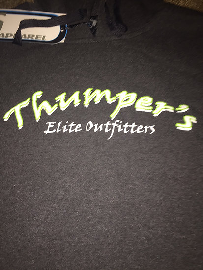 Thumper's Elite Outfitters Hoodie XXL