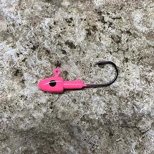 Freaky Frank 1/8 oz. Jigs - Pink 6-pk