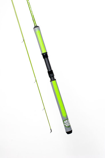 8' Mid Seat Jigging ACC Crappie Stix Super Grip fishing rod